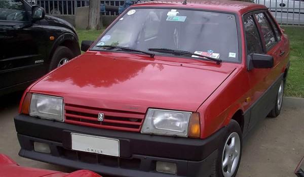 ВАЗ-21099 «Спутник».
