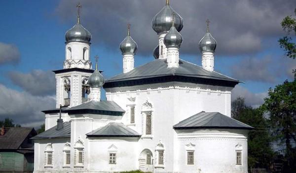 Каргополь. Архангельская область. 2011 год.
