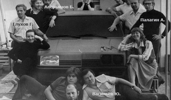 Работа над макетом серии «О», 1978-1979 гг.