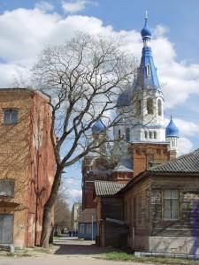 Гатчина. Ленинградская область. 2004 год.
