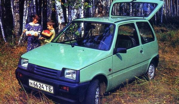 Окончательный вариант ВАЗ-1111.