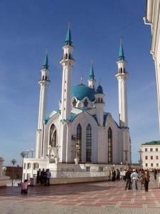 Казань белокаменная. 2011 год.