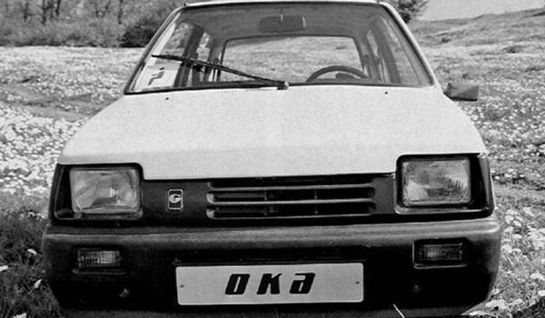 ВАЗ-1111 «Ока».