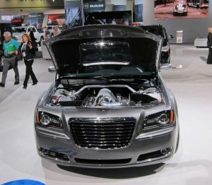 Chrysler 300 426S - новый крейсер в кузове седан.