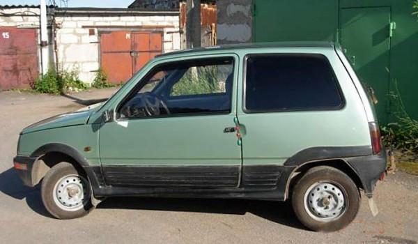 ВАЗ-2113 «Ока».