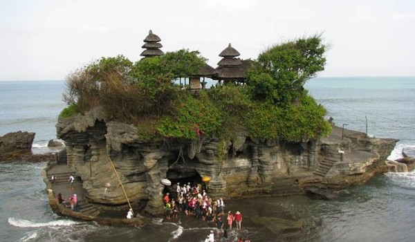 Культ обезьян и драконов. Бали. 2011 год.