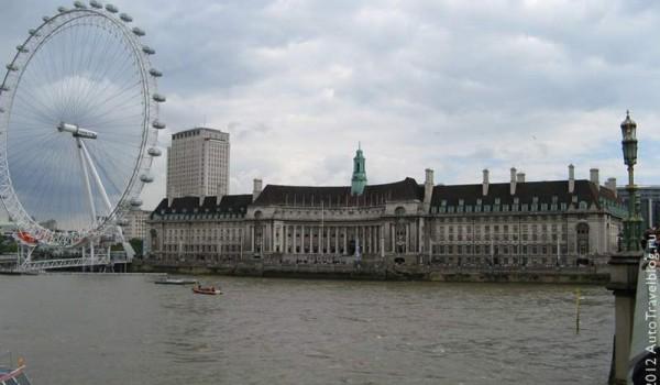 Лондон. 2011 год.