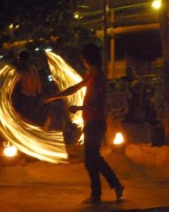 Огни новогодней ночи на Пхукете. 2012 год.