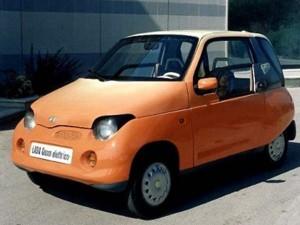 ВАЗ-1151 «Гном» – микроавтомобиль