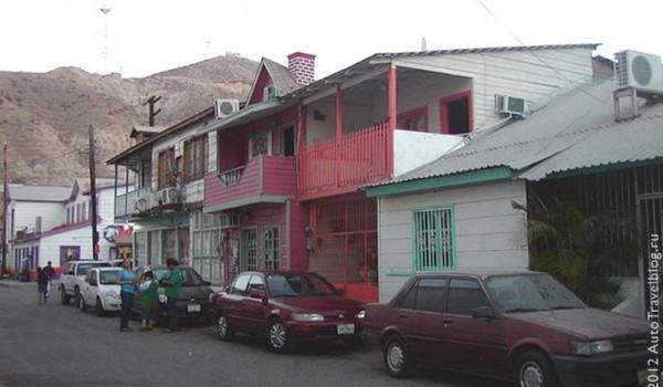 Санта-Розалия. Мексика. 2011 год.
