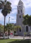 Административный центр городка. Санта-Розалия. Мексика. 2011 год.