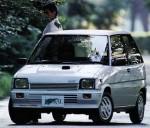 Mitsubishi Minica-501. 1984 год. Япония.