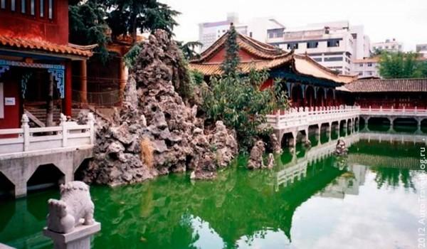 Куньмин, Китай. 2007 год.