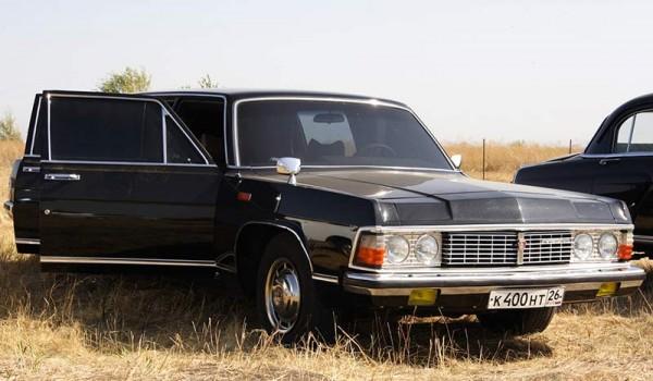 ГАЗ-14 «ЧАЙКА».