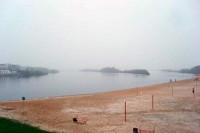 Внезапная зима в Новгороде Великом.